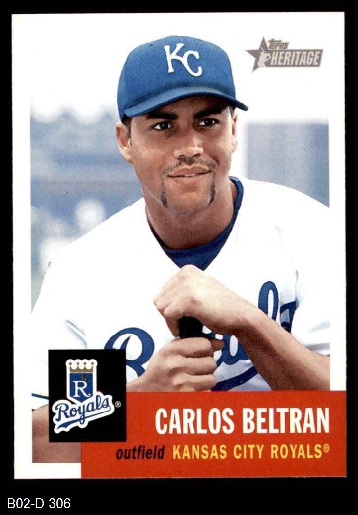 Carlos beltran royals