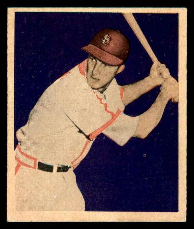 1949 Bowman #24  Stan Musial