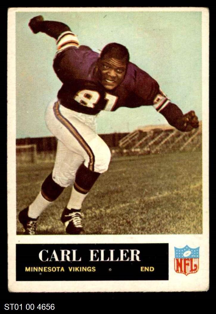 1965 Philadelphia #105  Carl Eller