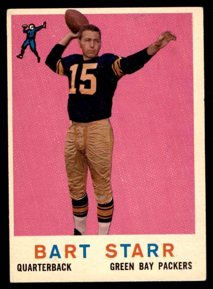 1959 Topps #23  Bart Starr