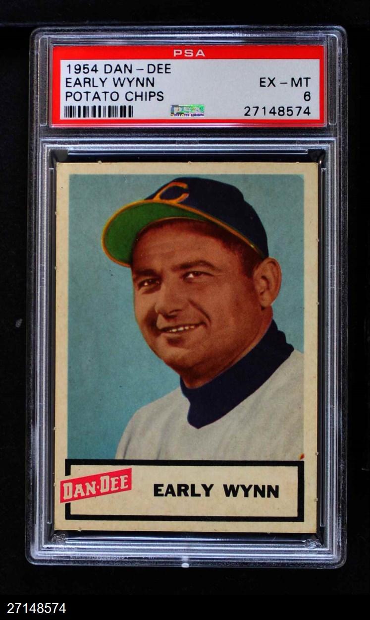 1954 Dan-Dee #  Early Wynn