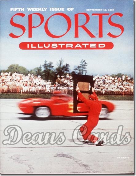 1954 Sports Illustrated L  Sep 13  -  Jim Kimberley