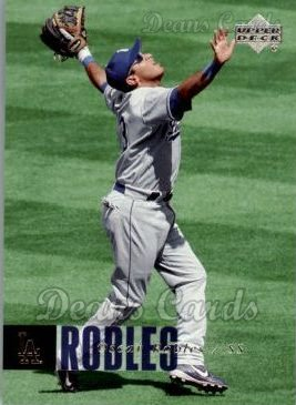 2006 Upper Deck #252  Oscar Robles