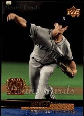 2000 Upper Deck #233  Gil Meche