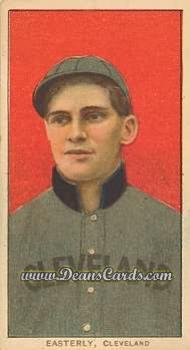 1909 T206 Reprint #158  Ted Easterly