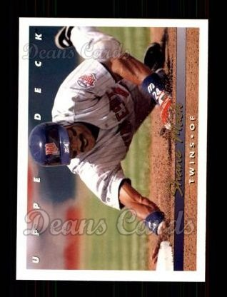 1993 Upper Deck #236  Shane Mack