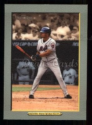 2005 Topps Turkey Red #58  Jose Reyes