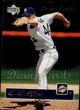 2003 Upper Deck #467  Jake Peavy