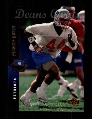 1994 Upper Deck #56  Marion Butts