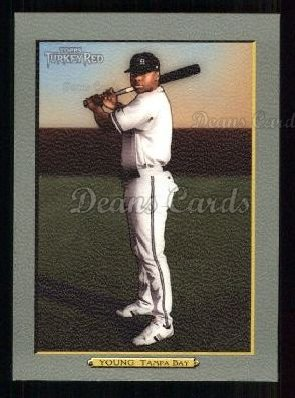 2005 Topps Turkey Red #80  Delmon Young