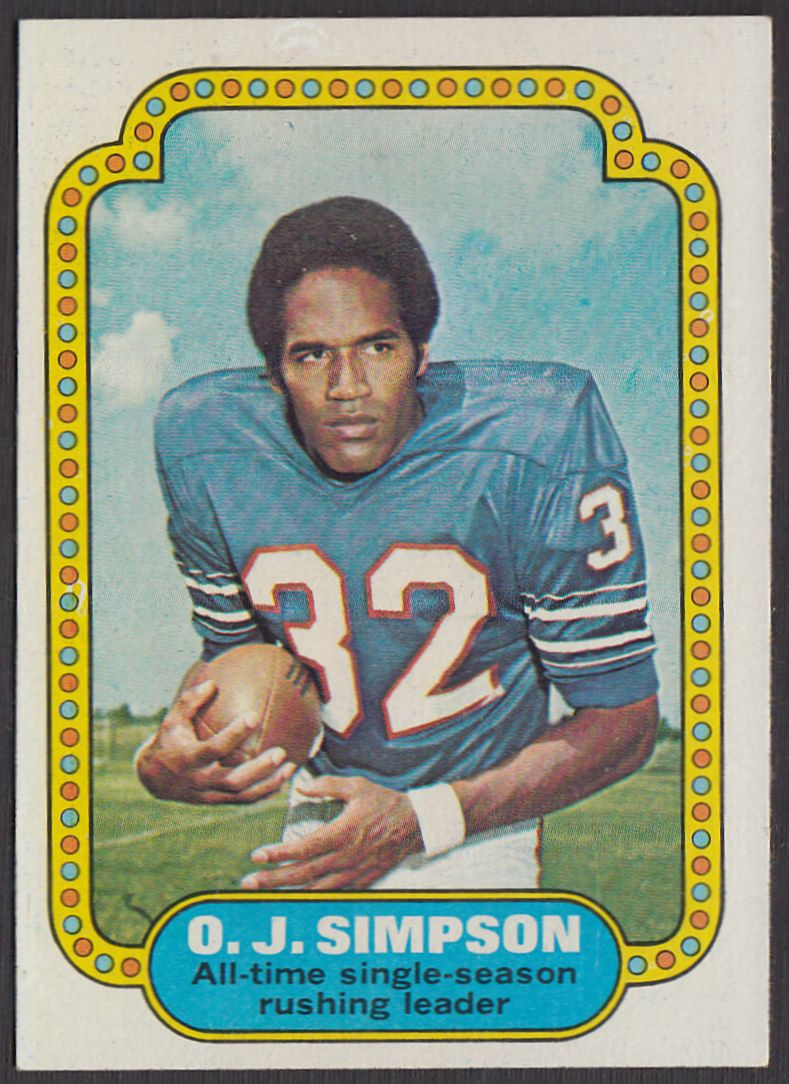 1974 Topps     Football Complete Set