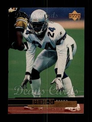 1999 Upper Deck #200  Shawn Springs