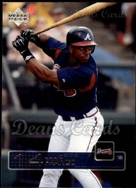 2003 Upper Deck #391  Julio Franco