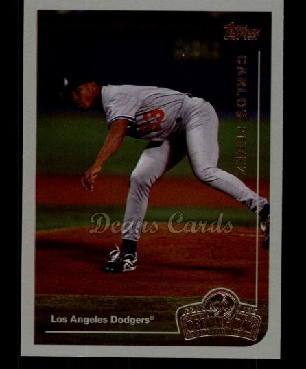 1999 Topps Opening Day #131  Carlos Perez