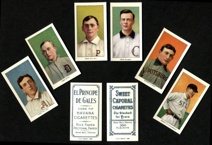 1909 T206 Reprint   -11  Complete Set