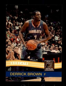 2010 Donruss #164  Derrick Brown