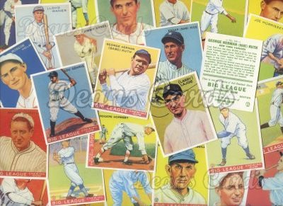 1933 Goudey Reprints     Complete Set
