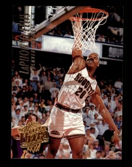 1994 Fleer Ultra #48  LaPhonso Ellis