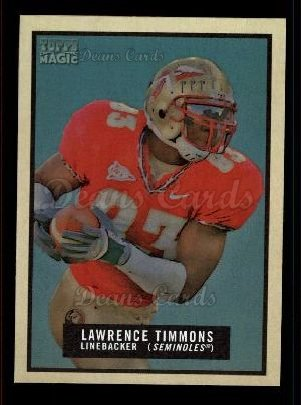 2009 Topps Magic #67  Lawrence Timmons
