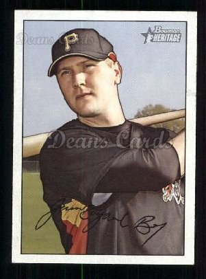 2007 Bowman Heritage #170  Jason Bay