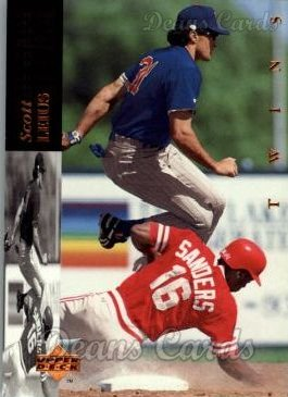 1994 Upper Deck #322  Scott Leius