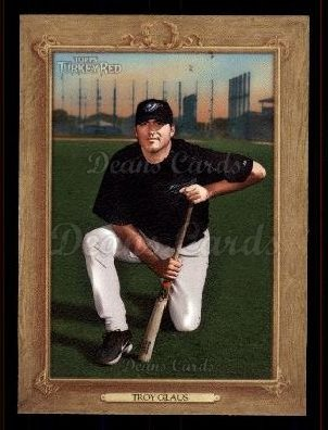 2007 Topps Turkey Red #162  Troy Glaus