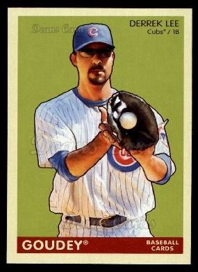 2009 Upper Deck Goudey #37  Derrek Lee
