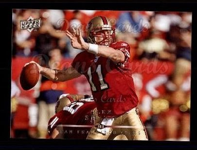 2008 Upper Deck #163  Alex Smith