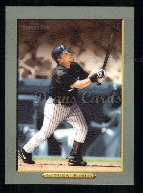2005 Topps Turkey Red #146  Paul Lo Duca