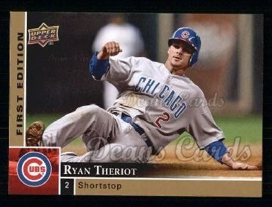 2009 Upper Deck First Edition #63  Ryan Theriot