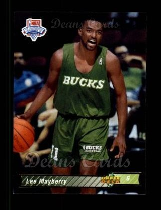 1992 Upper Deck #17  Lee Mayberry
