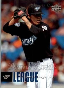 2006 Upper Deck #1082  Brandon League