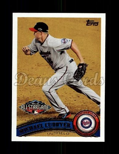2011 Topps Update #275  Michael Cuddyer