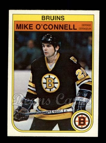 1982 O-Pee-Chee #17  Mike O'Connell