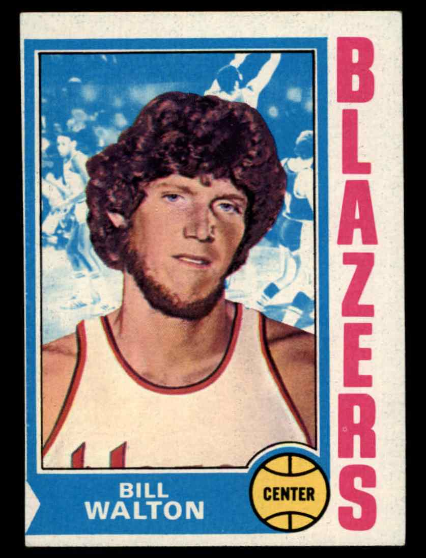 1974 Topps   -75  Basketball Complete Set (In Box)