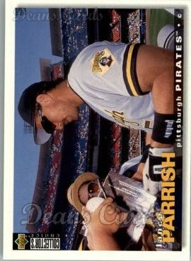 1995 Upper Deck Collector's Choice #377  Lance Parrish
