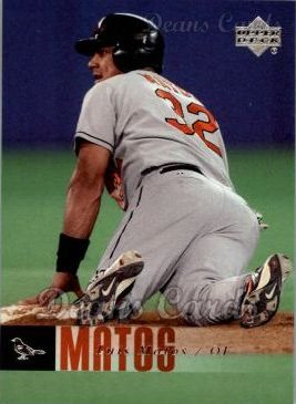 2006 Upper Deck #63  Luis Matos