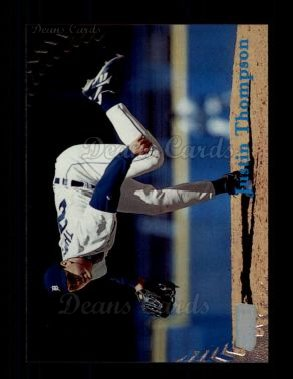 1998 Topps Stadium Club #239  Justin Thompson
