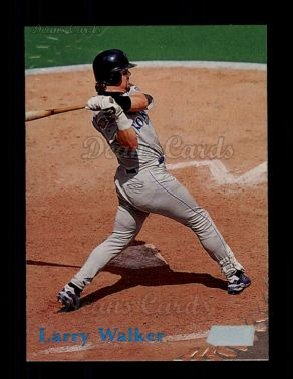 1998 Topps Stadium Club #163  Larry Walker