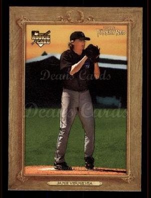 2007 Topps Turkey Red #132  Jamie Vermilyea