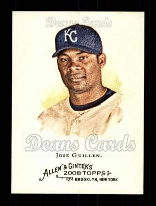 2008 Topps Allen & Ginter #79  Jose Guillen