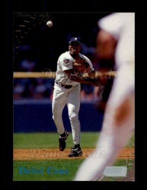 1998 Topps Stadium Club #119  Deivi Cruz