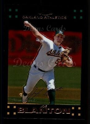 2007 Topps Chrome #51  Joe Blanton