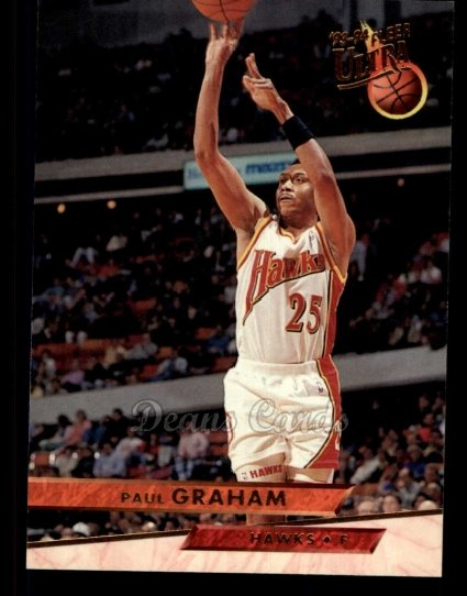 1993 Fleer Ultra #5  Paul Graham