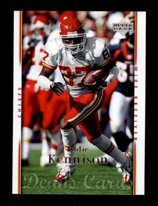 2007 Upper Deck #90  Eddie Kennison