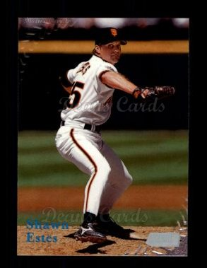1998 Topps Stadium Club #111  Shawn Estes