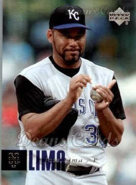 2006 Upper Deck #228  Jose Lima