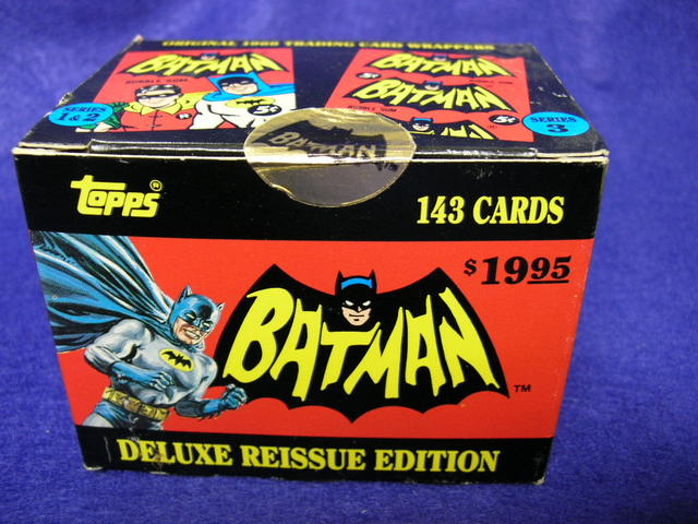 1966    Batman Deluxe Reissue Edition Reprint Complete Set