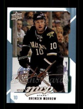 2008 Upper Deck MVP #97  Brenden Morrow
