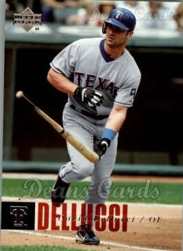 2006 Upper Deck #455  David Dellucci